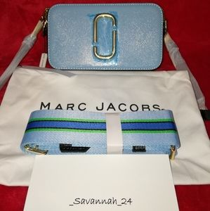 ❌SOLD❌ Marc Jacobs Snapshot Misty Blue Multi